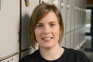Vicky Leach Barrow Sixth Form student