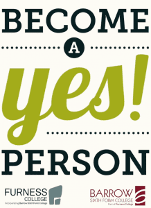 Become a yes person