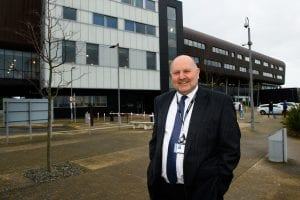 Former Chair of Governors John Butler on his MBE for services to education