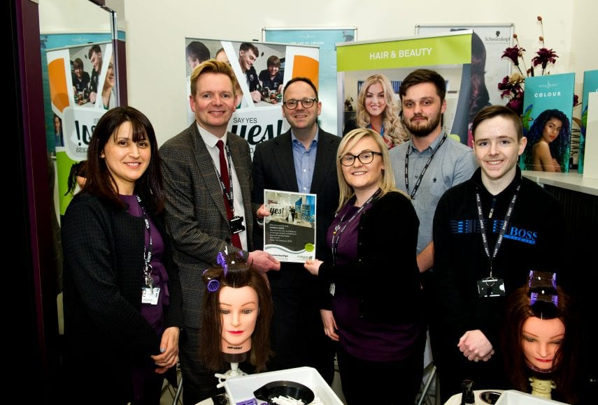 MP Challenge for national Apprenticeship Week