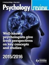 Psychology Review - Front Cover