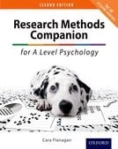 Research Methods Companion - Front Cover