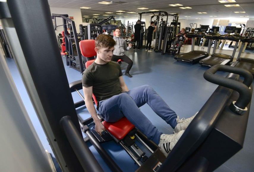 Furness College Gym