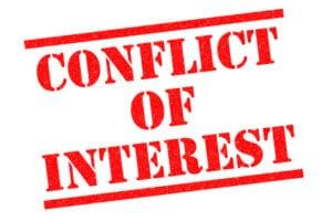 Conflict of Interest artwork