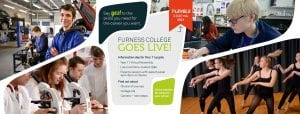 Furness College Goes Live