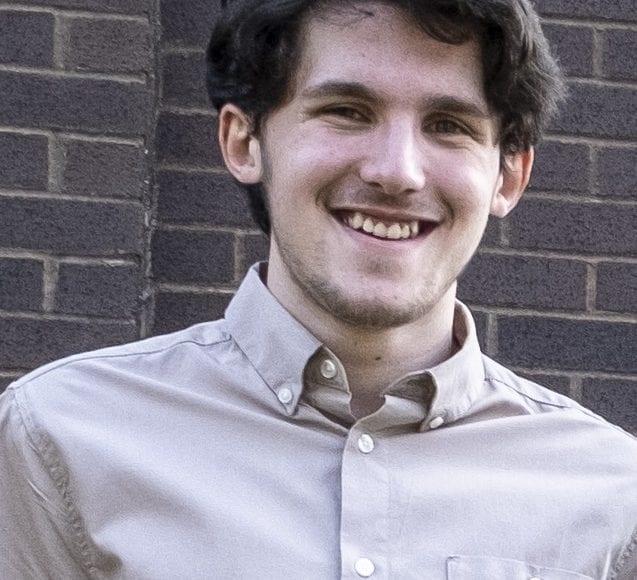 A Level Student Cameron Pollock