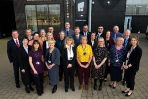 Members of Furness College Management Team