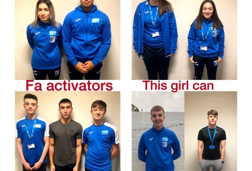 Furness College Sport Ambassadors