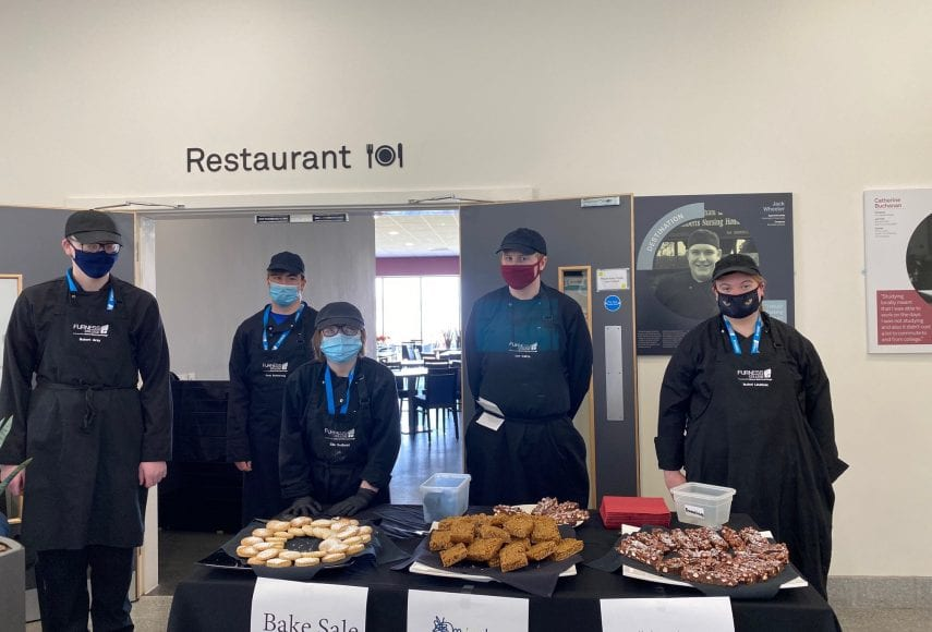 Catering Students Bake Sale